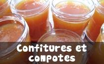 Recettes de Confitures et Compotes
