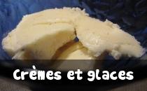 Recettes de Crèmes et Glaces