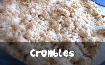 Recettes de Crumbles