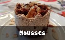 Recettes de Mousses