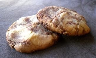 Cookies au Nutella et aux noisettes