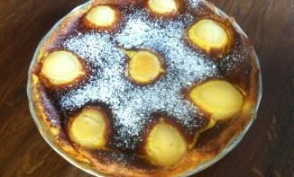 Tarte aux poires et amandes (tarte Bourdaloue)