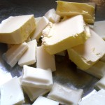 Beurre / chocolat-blanc