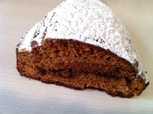 Cake au Spéculoos et aux pépites de chocolat