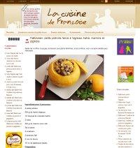 La Cuisine de Françoise !