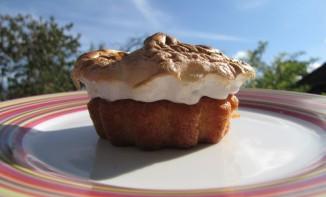 Cupcakes vanille meringués
