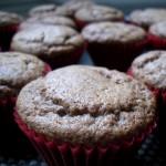 Petits muffins saveur pain d'épice