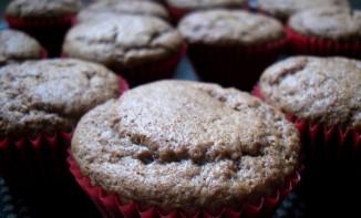 Petits muffins saveur pain d'épices