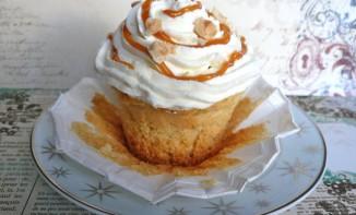 Cupcakes coeur nutella noisette