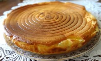 Tarte au fromage blanc (Käsekuchen)