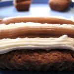 Les gâteaux rectangulaires Spéculoos