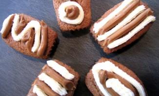 Gâteaux rectangulaires Spéculoos