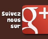 Suivez CakesandSweets.fr sur Google+ !