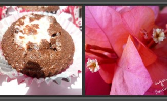 Cupcakes chamallow