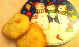 Cookies aux amandes