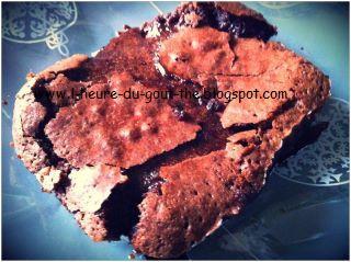 Croustifondants chocolat/amandes