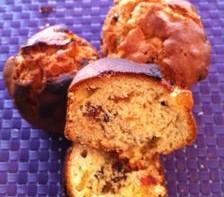 cake fruits confits et raisins secs