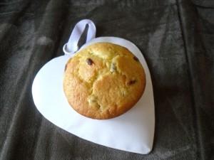 Muffins aux fruits de la passion