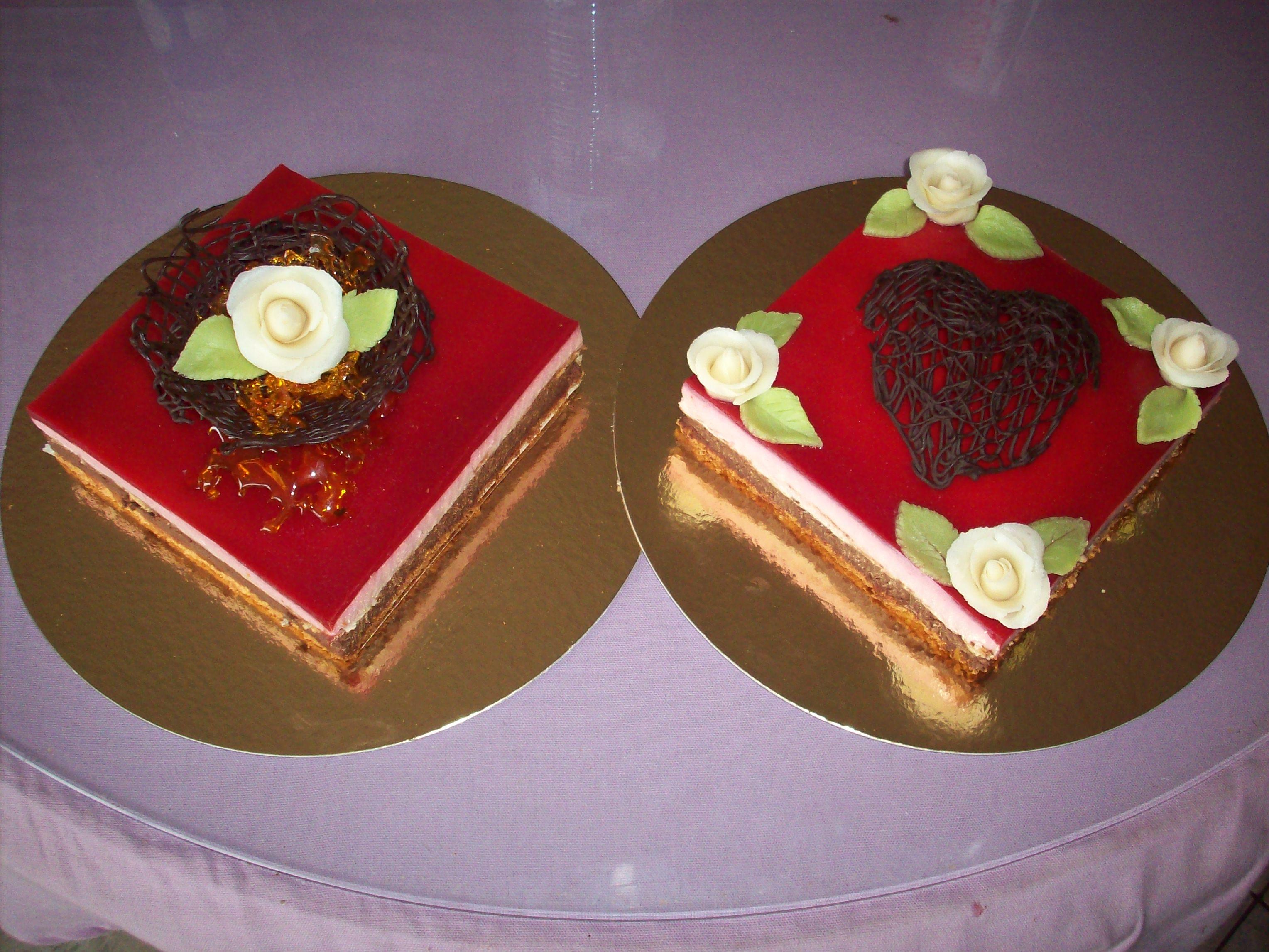 Petit Cake Chocolat