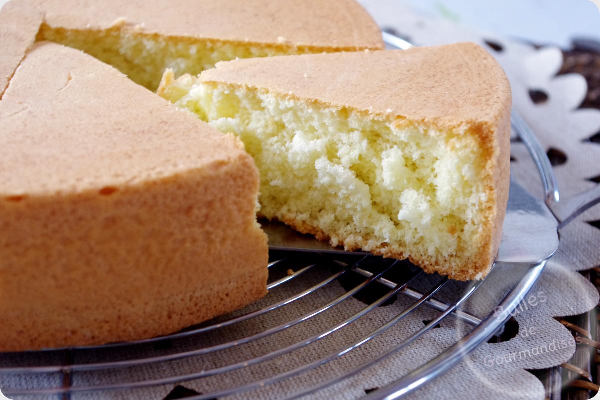 Recette Sponge Cake Victoria Creme Au Beurre