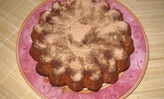 Gâteau à la cannelle express
