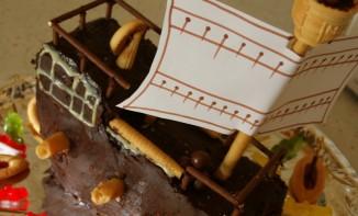 Gâteau de Pirates