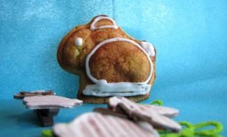 Petits animaux en biscuit