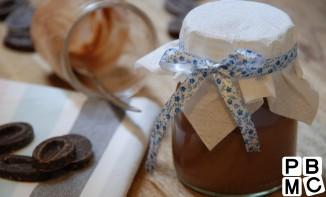 petit pot de crème au chocolat