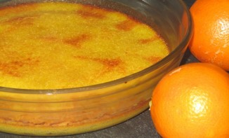 Fondant à l'Orange caramélisé