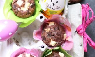 muffins de paques au chocolat