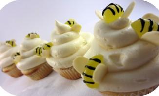 Bzzzzzzzz Cupcakes