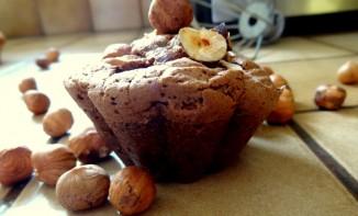 Muffins choco-noisette