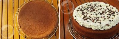 Gâteau d'Anniversaire au chocolat
