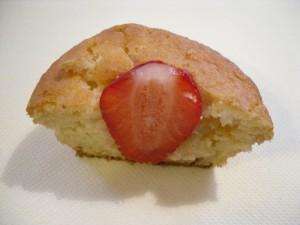 Recette Cupcakes fraises chantilly