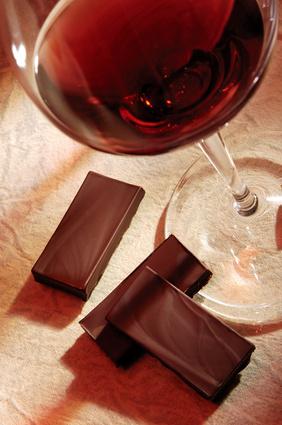 Les secrets de l'accord vin et chocolat
