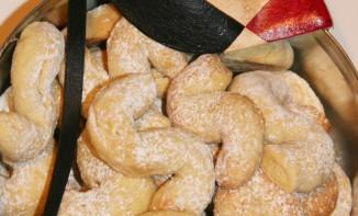 ESSI ou BUSSOLAI, les petits biscuits vénitiens