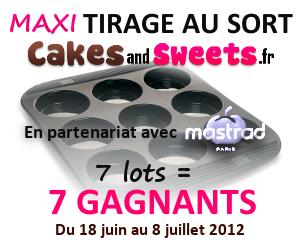 MAXI Tirage au sort Mastrad !!!