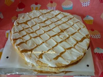 portrait de blog : la cuisine d'evelyne - recettes de desserts