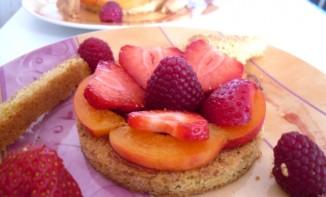 La recette des sablés aux fruits