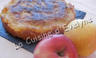 Croustillant aux pommes