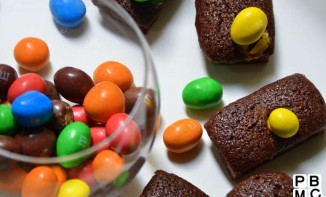 Financiers M&m's