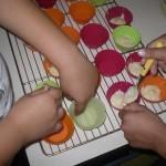 Remplissage des Muffins