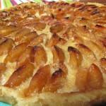 La tarte à la mirabelle