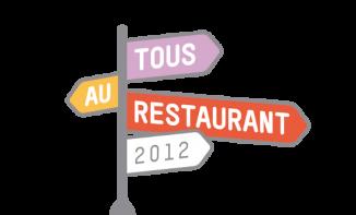 Tous au Restaurant du 17 au 23 septembre 2012
