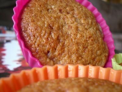 Muffins aux figues et au miel