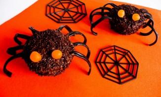 Mes araignées d'Halloween