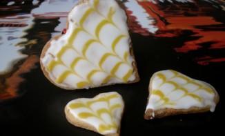 Biscuits coeurs à croquer