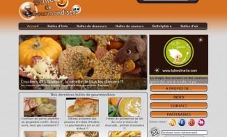 Portrait de Blog : Bulles de gourmandises