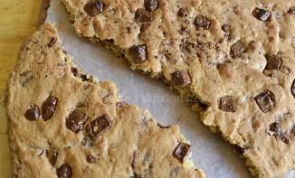 Cookies géant au Toblerone