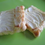 Tartelettes feuilletées aux pommes